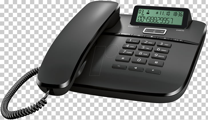 Business telephone system Gigaset Communications Home.