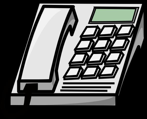 Phone Clipart Office: best transparent & png cliparts (20).