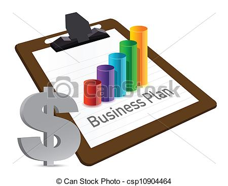 Business plan clipart.