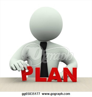 Business Planning Clipart.