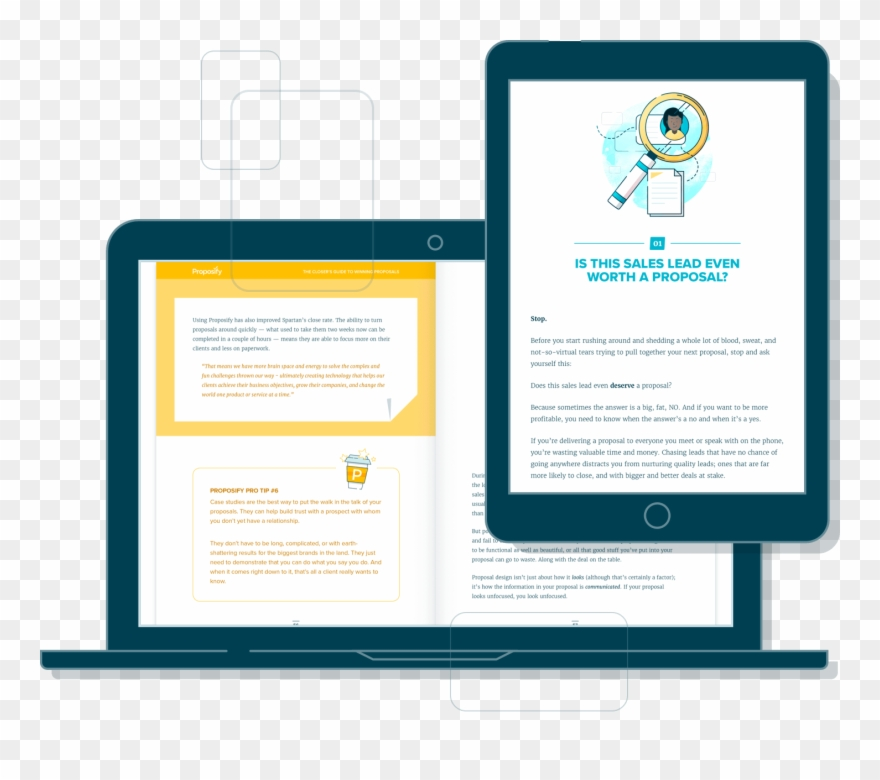 Download Business Proposal Guide.
