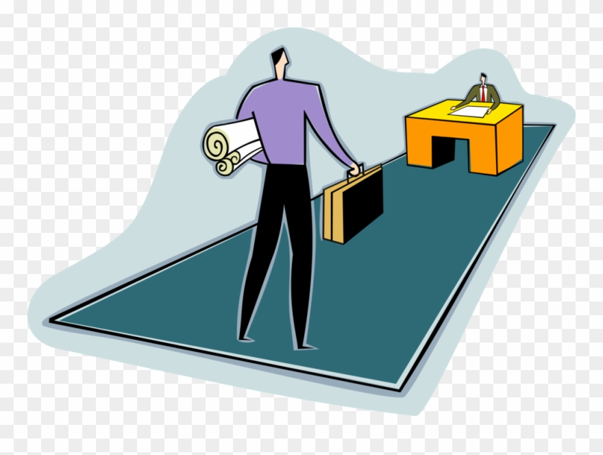 Vector Illustration Of Business Presentation And Proposal.