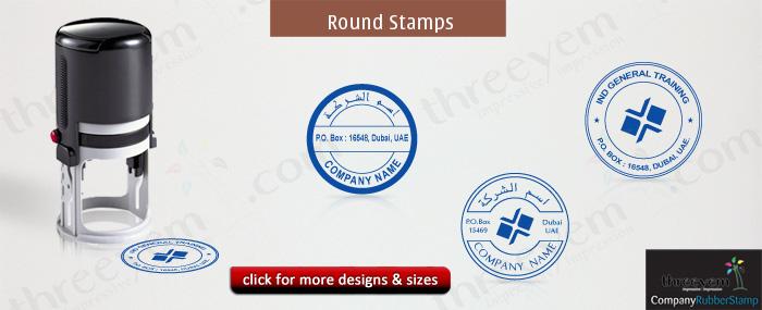 Company Stamp.