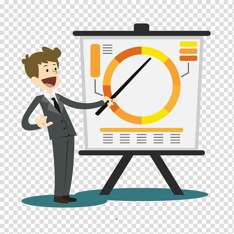 Business Startup company Management, business presentation.