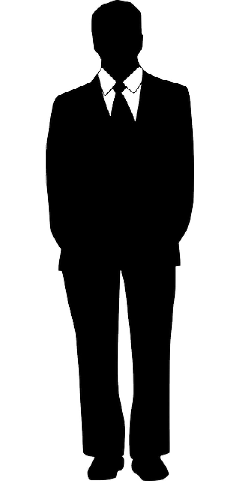 Business Suit And Tie Clipart.