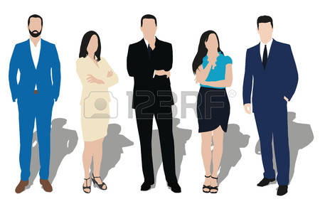 120,423 Business Suit Stock Vector Illustration And Royalty Free.
