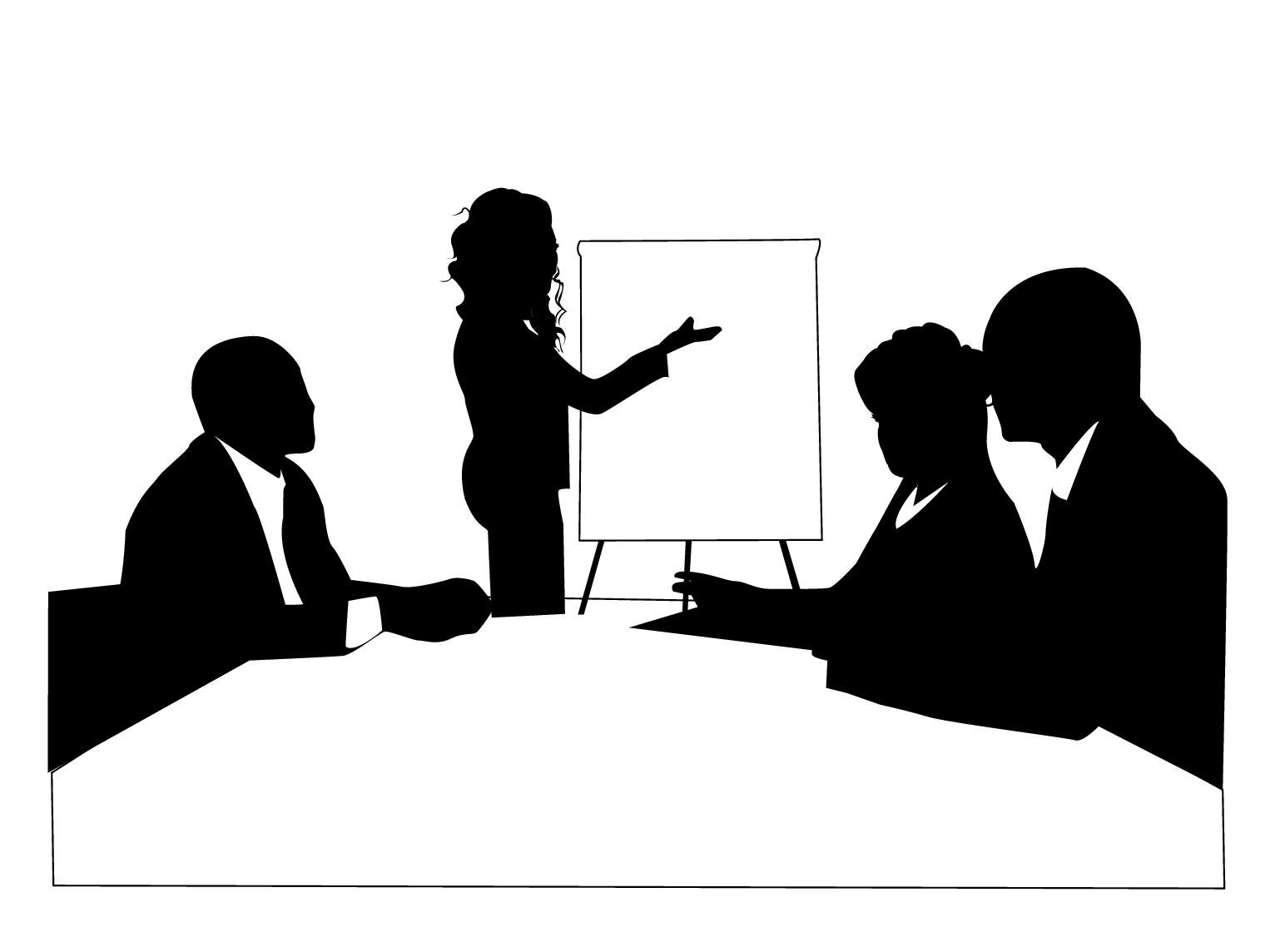 Business Training Clipart.