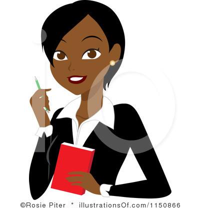 Businesswoman Clipart.
