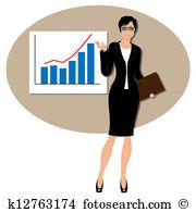 Business woman Clip Art Vector Graphics. 59,553 business woman EPS.