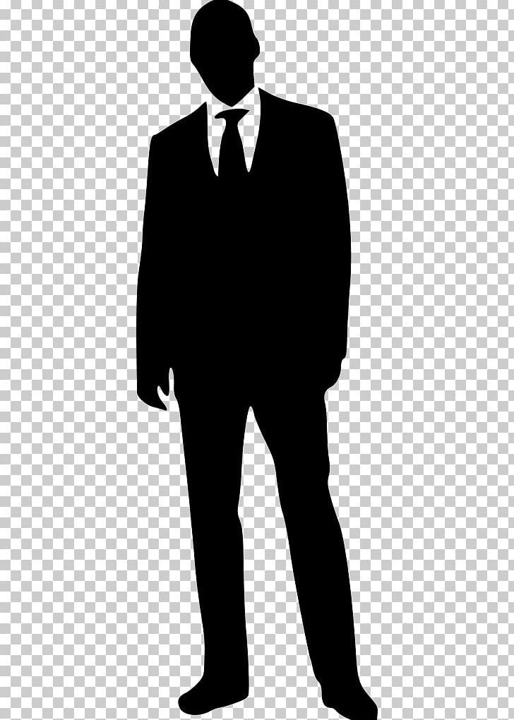 Businessperson Desktop PNG, Clipart, Black, Black And White.