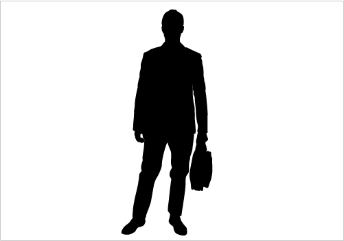 Collection of 14 free Businessman clipart silhouette bill clipart.