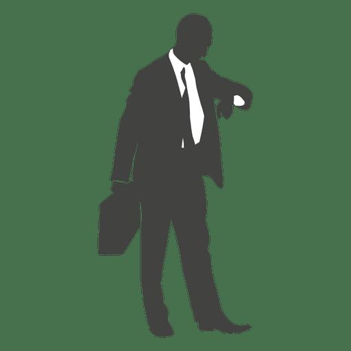 Businessperson Silhouette.