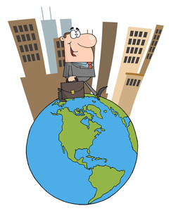 Global Clipart Image.