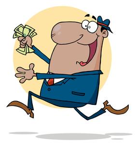 Money Clipart Image.