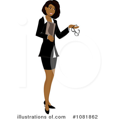 Businesswoman clipart - Clipground
