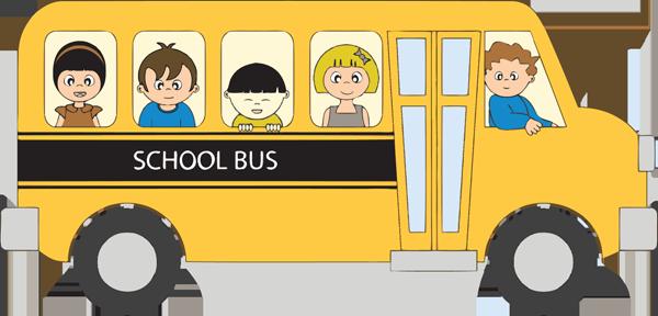 School bus clipart images 3 school bus clip art vector 2.