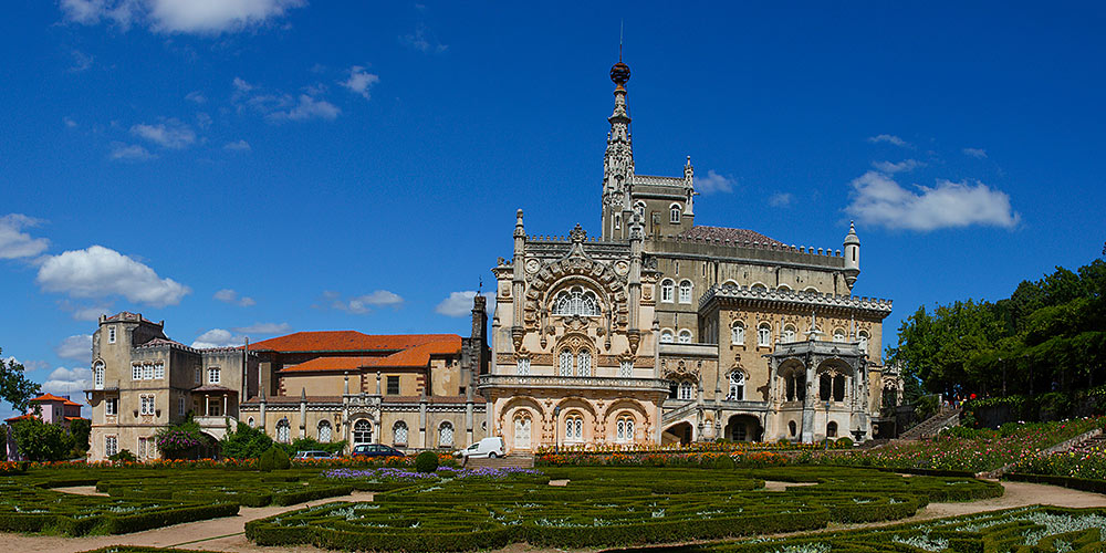 Bussaco Palace Hotel Portugal.
