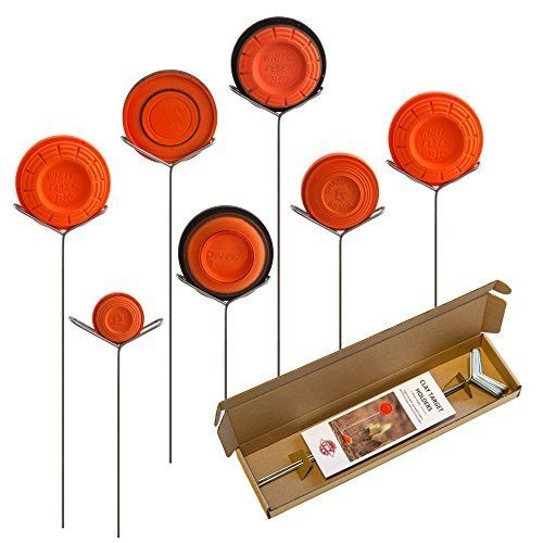 Perch Shoot Bust Holder Clay Target Pigeon Holders Fit Any Targets.