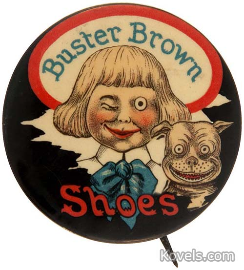Buster Brown.