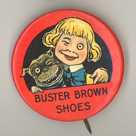 Buster Brown Shoes and Mary Janes.