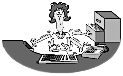 Busy Clip Art Download.