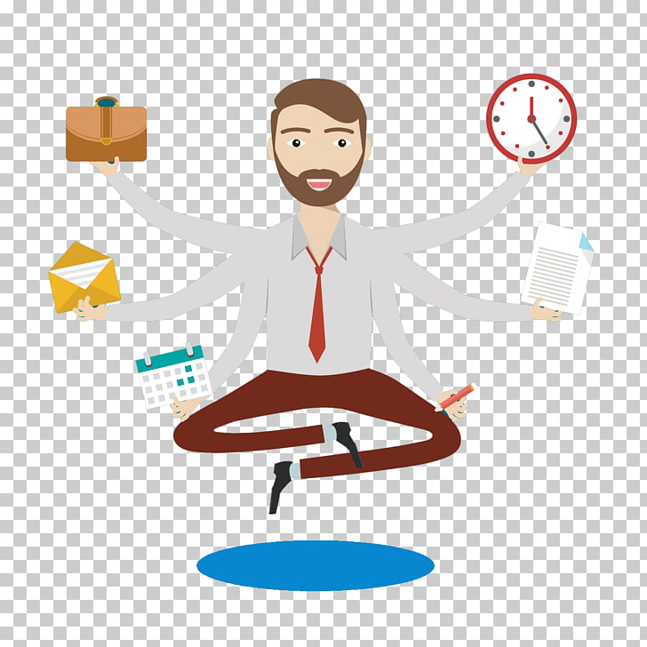 Organization Businessperson , busy PNG clipart.