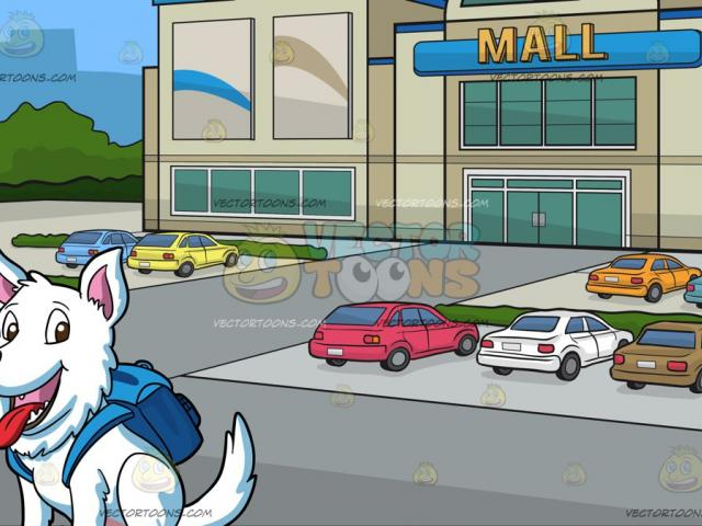 Mall clipart busy road, Mall busy road Transparent FREE for.