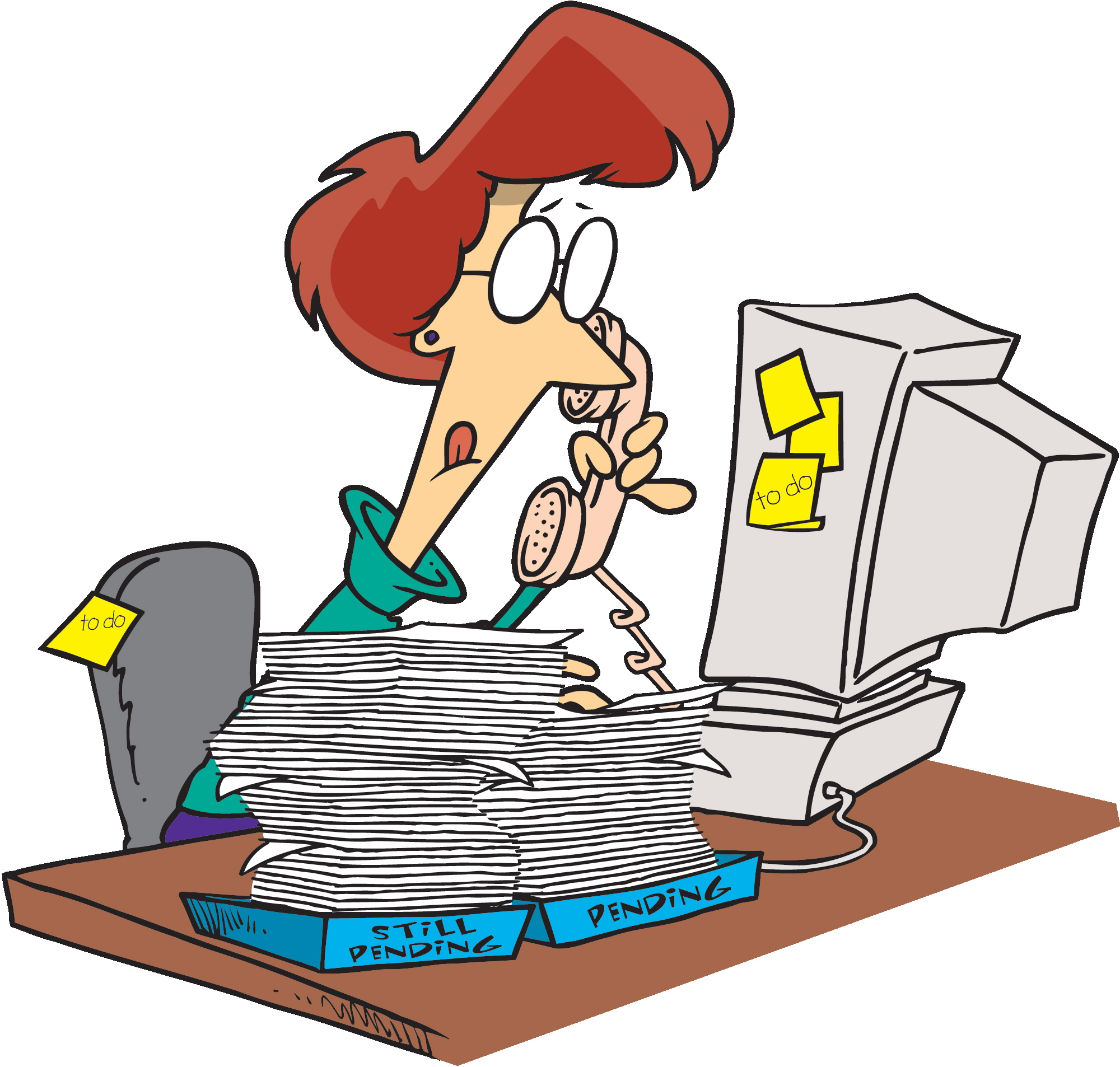 Free Busy Secretary Cliparts, Download Free Clip Art, Free.