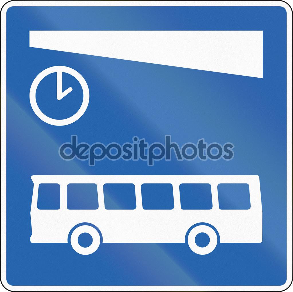 Buszpályaudvar, Izland — Stock Fotó © jojoo64 #109910918.