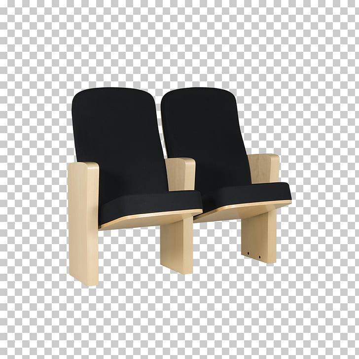 Silla silla teatro fauteuil auditorio, butacas de cine PNG.