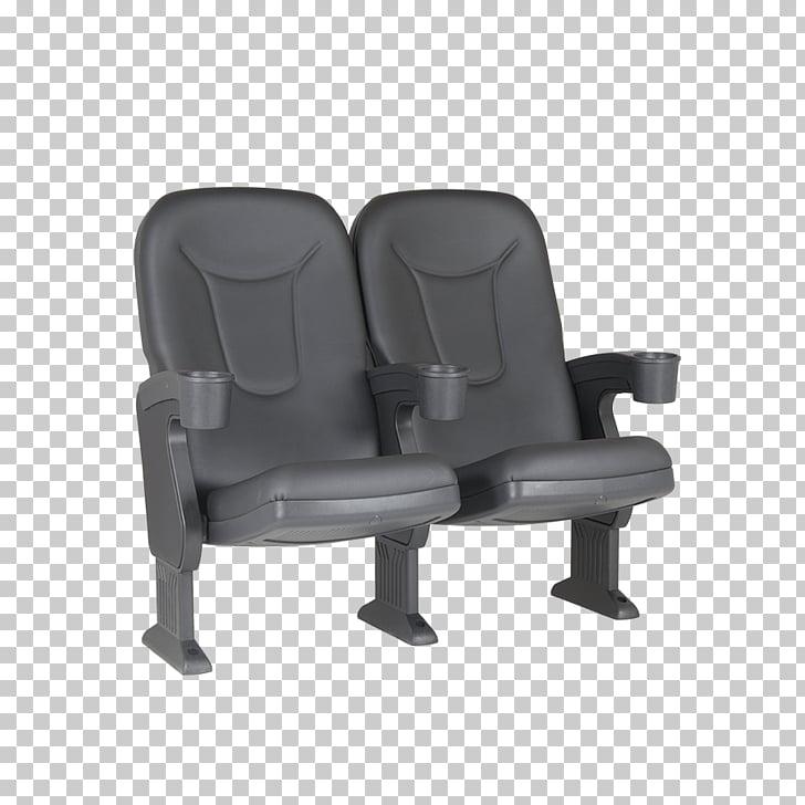 Silla de cine reposabrazos fauteuil arquitectura, butacas de cine.