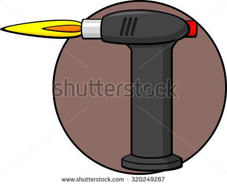 Butane Torch Stock Photos, Royalty.
