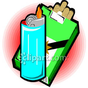 a_pack_cigarettes_and_a_butane_lighter_royalty_free_080826.