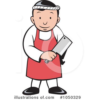 Butcher Clipart #1050329.