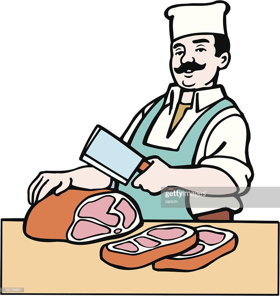60 Top Butcher's Shop Stock Illustrations, Clip art, Cartoons.