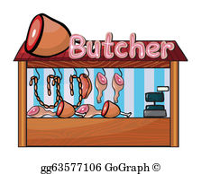 Butcher Clip Art.