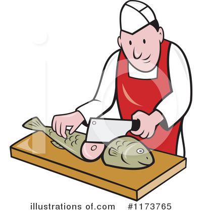 Butcher Clipart #1113041.