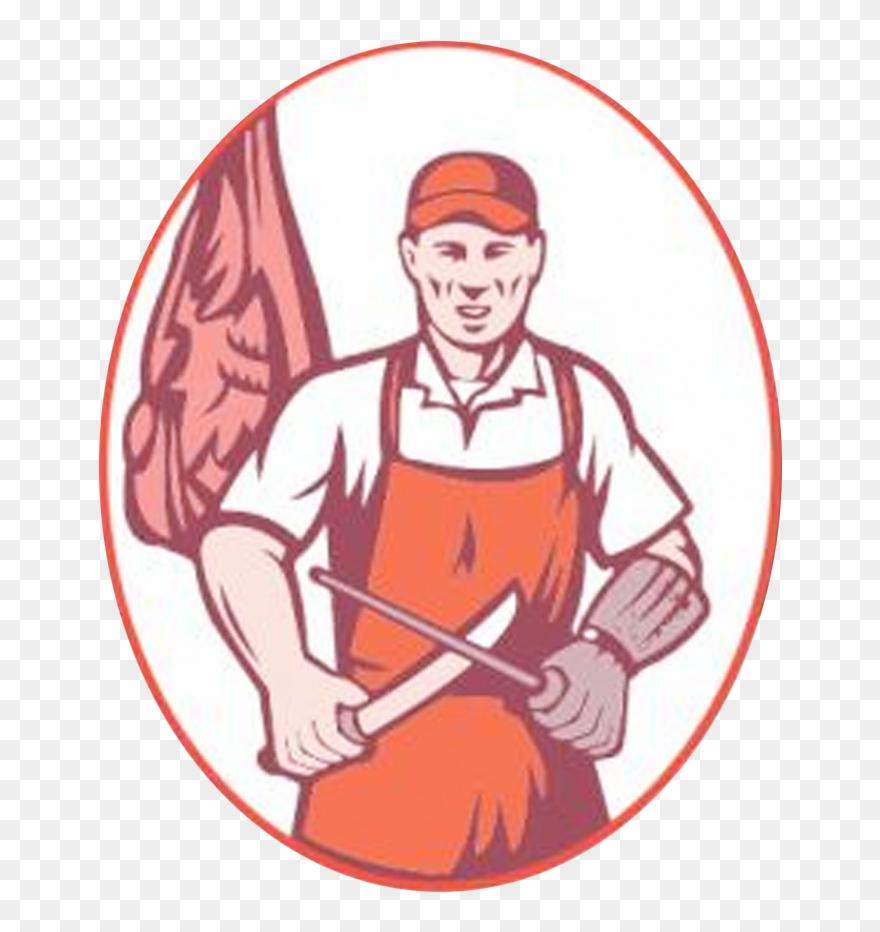 Butcher Clipart (#3740396).