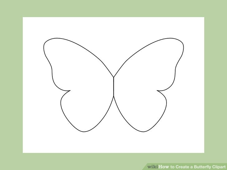 How to Create a Butterfly Clipart: 10 Steps (with Pictures).