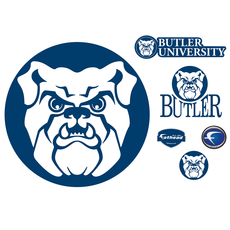 Butler Bulldogs: Logo.