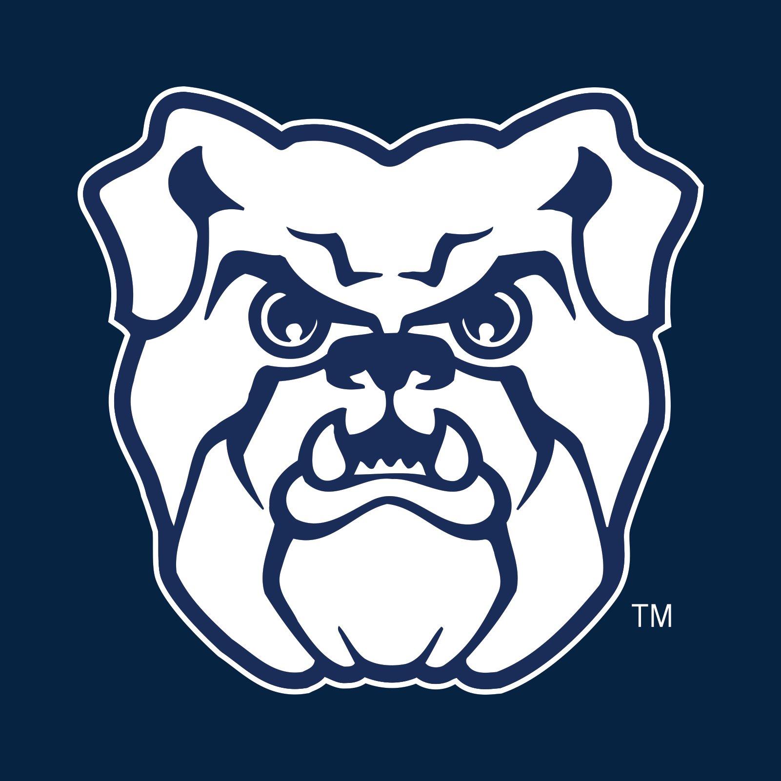 Butler University Bulldog Logo Polo.