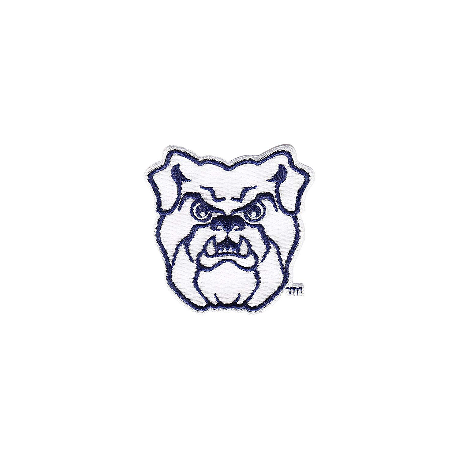 Tervis 1204060 Butler Bulldogs Logo Tumbler with Emblem and Navy Lid 16oz,  Clear.