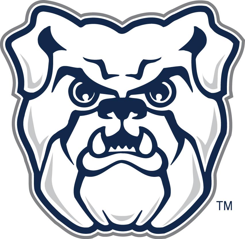 Butler Bulldogs Primary Logo (2015).