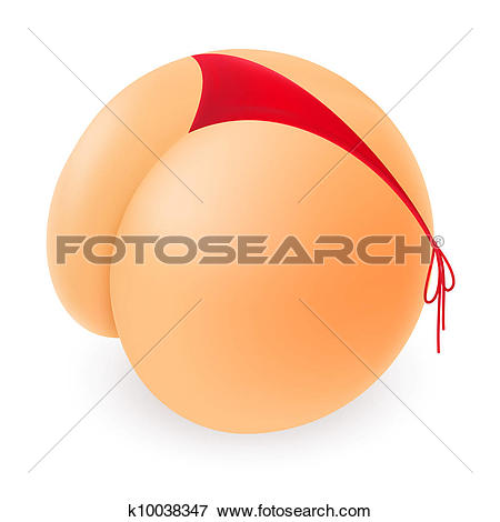 Stock Illustration of The End k4594299.