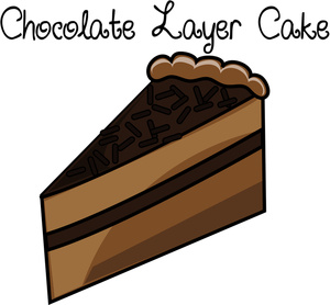 Cake Clipart Image.