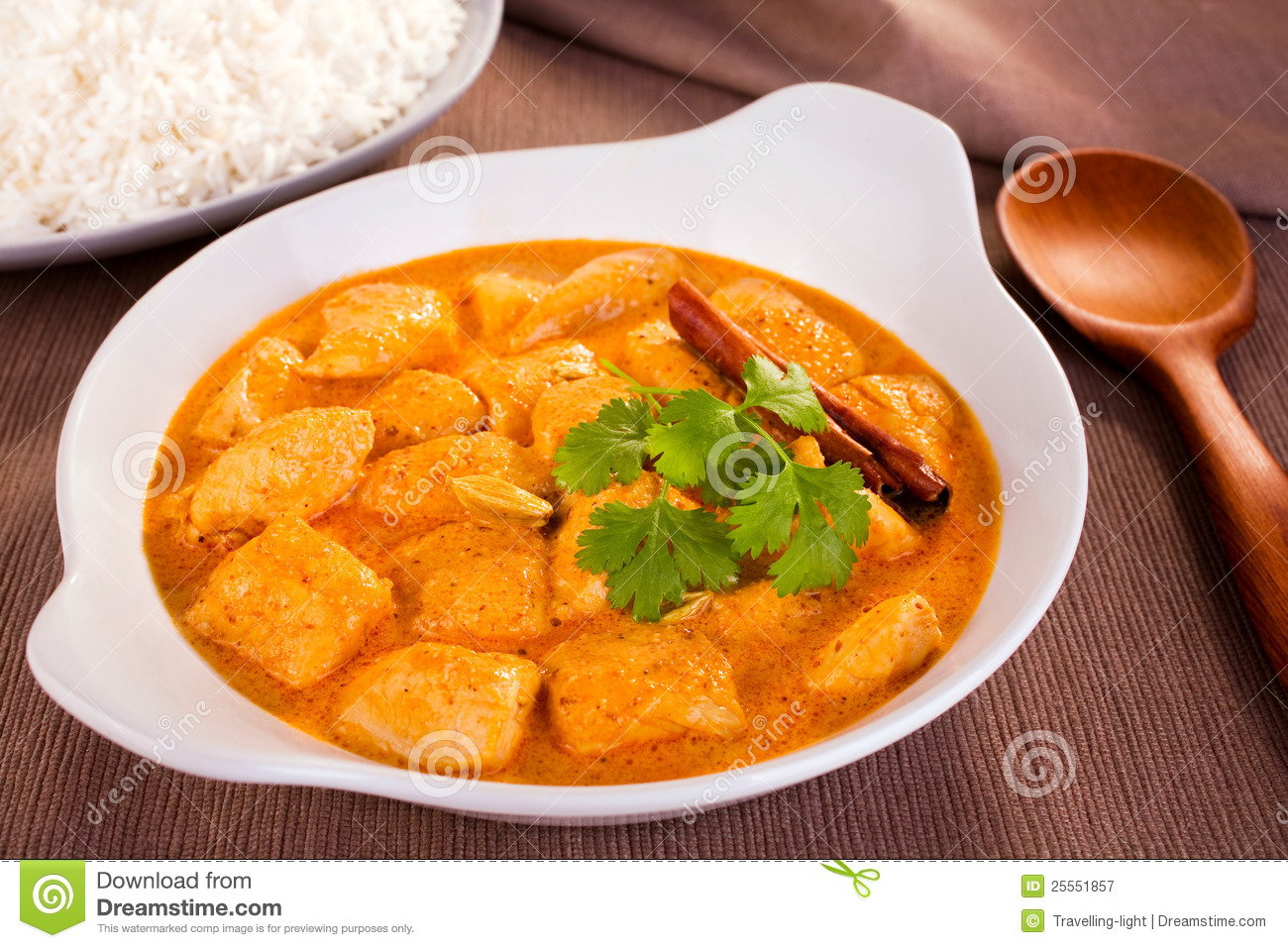 Butter Chicken Clipart.