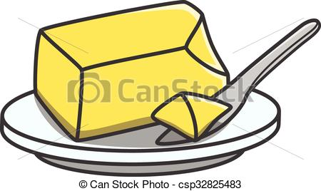 Butter Stock Illustrations. 18,057 Butter clip art images and.