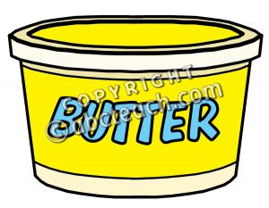 Butter Clipart & Butter Clip Art Images.