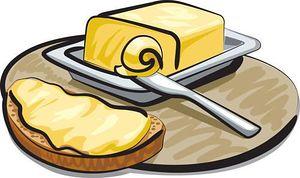 Butter Clip Art Free.