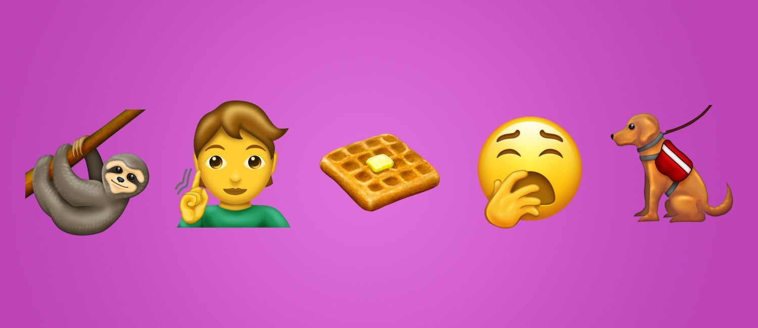 230 New Emojis in Final List for 2019.